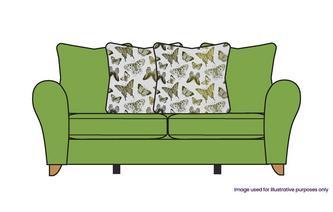 Pillow Back 3 Seater Sofa