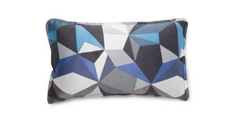 Lustre Pattern Bolster Cushion