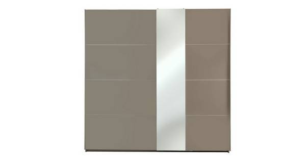 Luxor Medium 2 Door Sliding Wardrobe