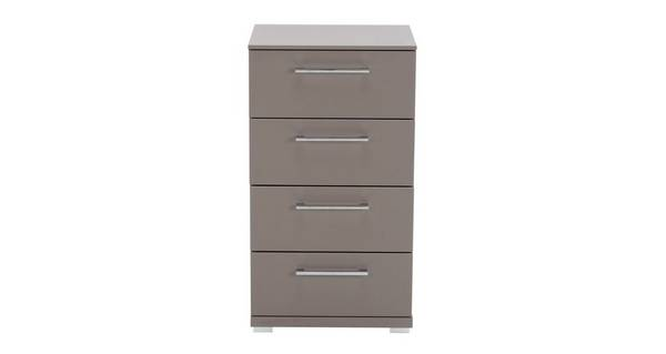 Luxor 4 Drawer Narrow Chest