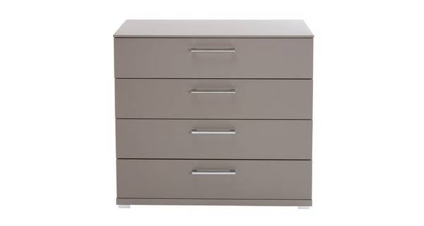 Luxor 4 Drawer Wide Chest