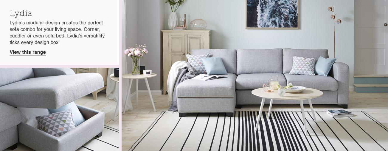 House Beautiful Sofas at DFS | DFS