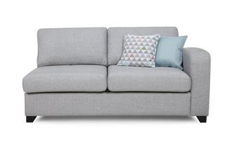 Right Hand Facing 1 Arm 3 Seater Sofa Lydia