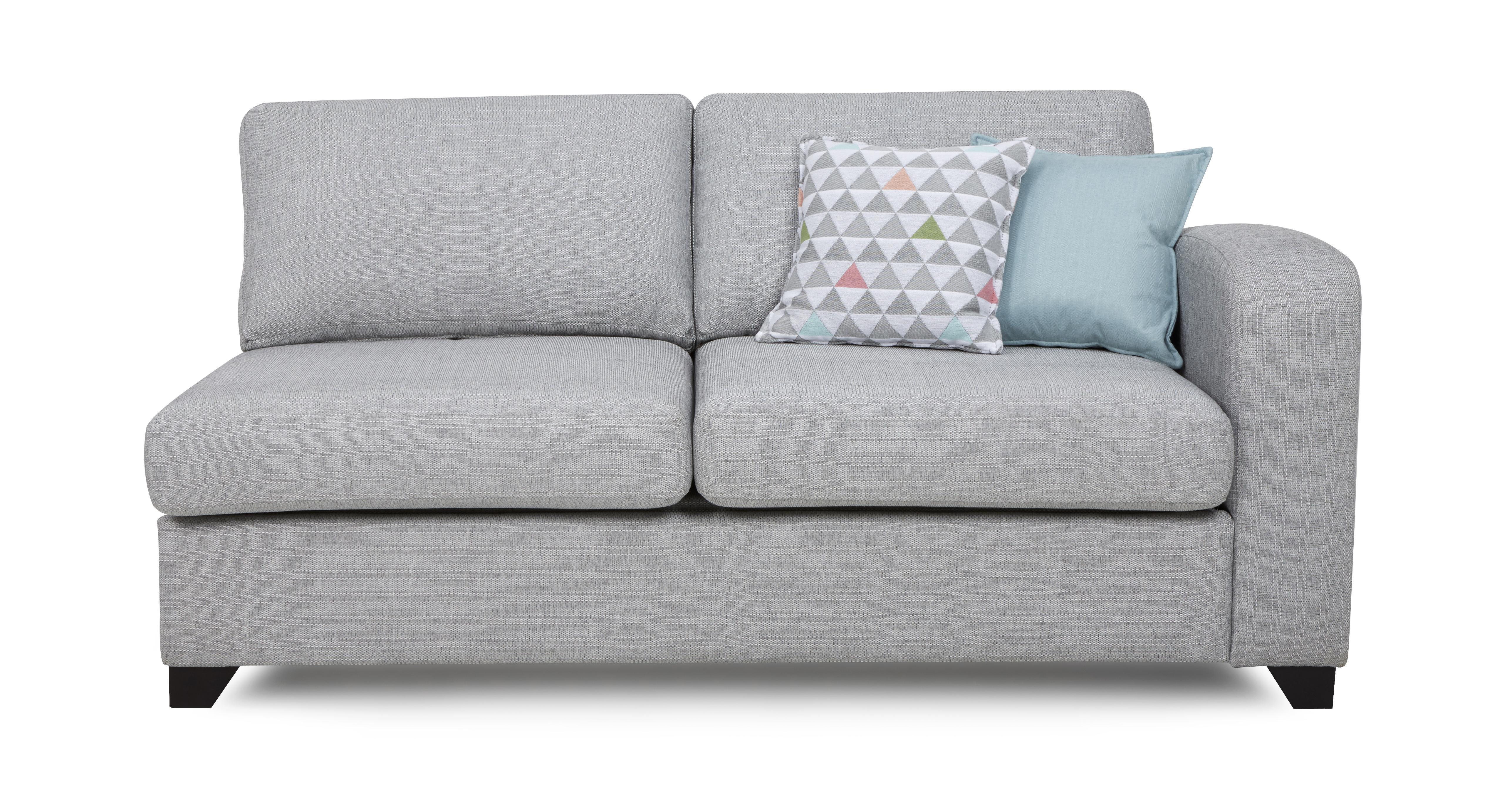 Prime Lydia Right Hand Facing 1 Arm 3 Seater Supreme Sofa Bed Machost Co Dining Chair Design Ideas Machostcouk