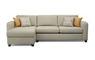 Lydia Left Hand Facing Chaise End 3 Seater Sofa Lydia