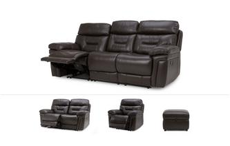 Lyon Clearance 3 Seater, 2 Seater, Power Chair & Footstool Premium