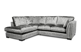 Formal Back Right Hand Facing 2 Seater Corner Sofa