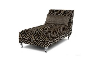 Tiger Pattern Chaise Longue Madagascar