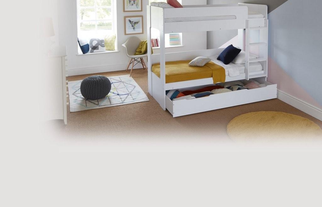 Madison Bunk Bed With Underbed Storage Dfs Ireland