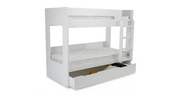 Madison Bunk Bed with Underbed Storage