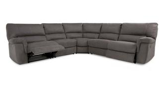 Maestro Optie B 2 Hoek 2 fauteuil sofa