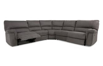 Option B 2 Corner 2 Manual Double Recliner