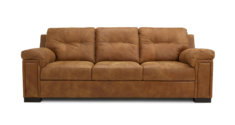 Magnus: 3 Seater Sofa