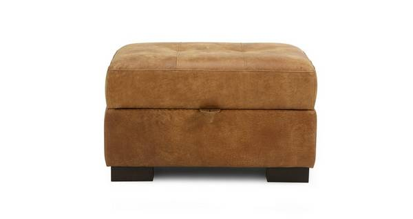 Magnus Large Storage Footstool