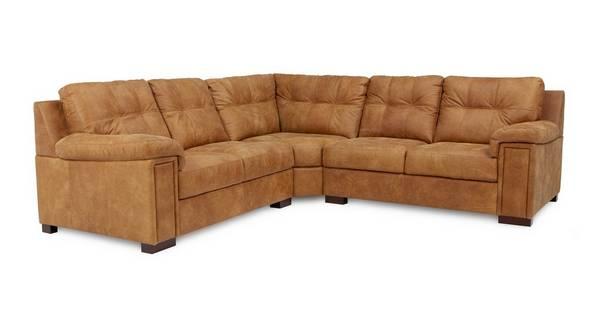 Magnus 3 Piece Corner Sofa