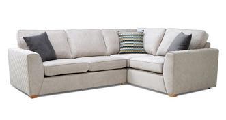 Mahiki Left Hand Facing 2 Seater Corner Sofa