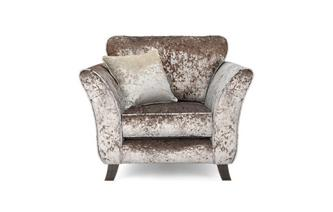 Chairs chaise longue swivel and snuggle chairs browns for Chaise longue dfs