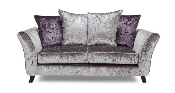 Maie 2 Seater Pillow Back Sofa