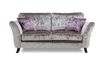 2 Seater Formal Back Sofa Krystal