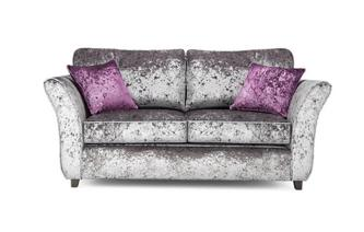 Maie 2 Seater Formal Back Deluxe Sofabed Krystal