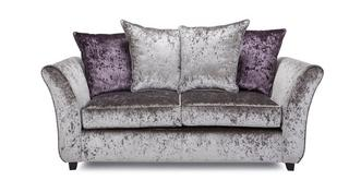 Maie 2 Seater Pillow Back Deluxe Sofabed