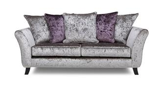 Maie 3 Seater Pillow Back Sofa