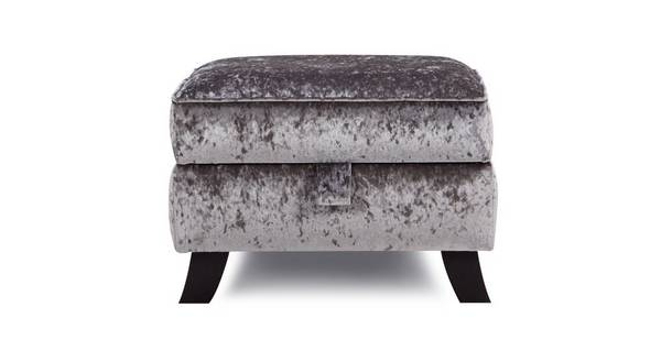 Maie Storage Footstool