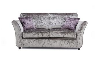 Maie Clearance 2 Seater Formal Back Deluxe Sofabed Krystal