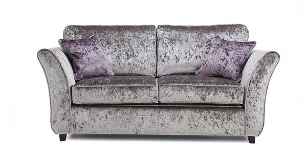 Maie Clearance 2 Seater Formal Back Deluxe Sofabed