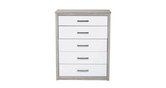 Maine 5 Drawer Chest