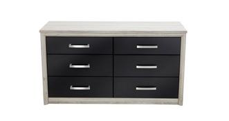 Maine 6 Drawer Chest