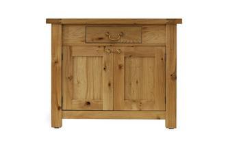 Corner Cupboard Maison Chestnut