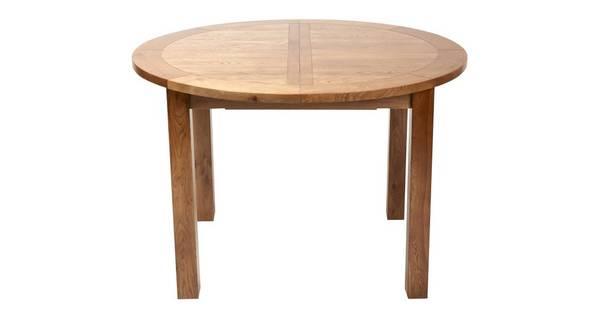 Maison Ronde uitschuifbare tafel