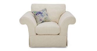 Malvern Pattern Armchair
