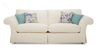 Malvern Pattern Grand Sofa
