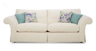 Malvern Pattern Grand Sofa