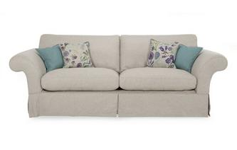 Plain Grand Sofa Malvern Plain