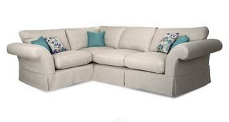 Malvern Plain Right Hand Facing 3 Seater Corner Sofa