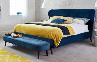 Marcello King Size (5 ft) Bedframe Marcello