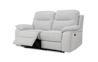 2 Seater Manual Recliner Superb