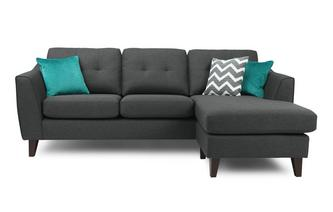 4 Seater Lounger Removable Arm