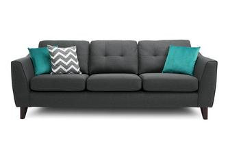 4 Seater Sofa Removable Arm