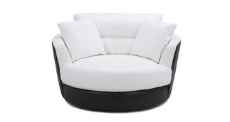 marini large swivel chair essential dfs
