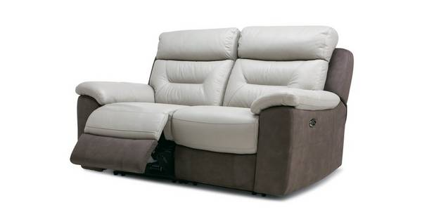 Mario 2 Seater Electric Recliner
