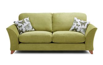 Mariposa 3 Seater Formal Back Sofa Mariposa