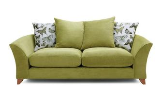 Mariposa 3 Seater Pillow Back Sofa Mariposa