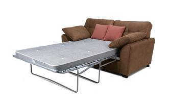 2 Seater Deluxe Sofa Bed Markel Faux