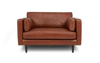 Cuddler Sofa Marl