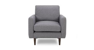 Marl Fabric Fauteuil