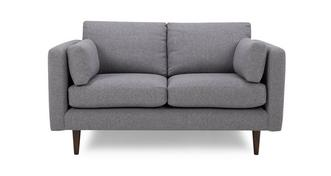 Marl Fabric 2 Seater Sofa